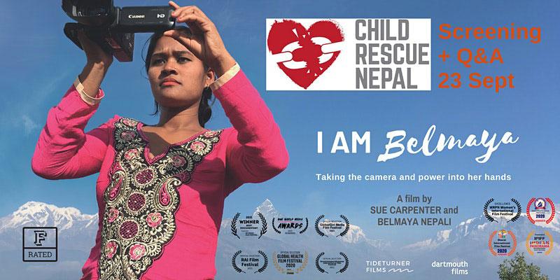 Child Rescue Nepal News Story I Am Belmaya
