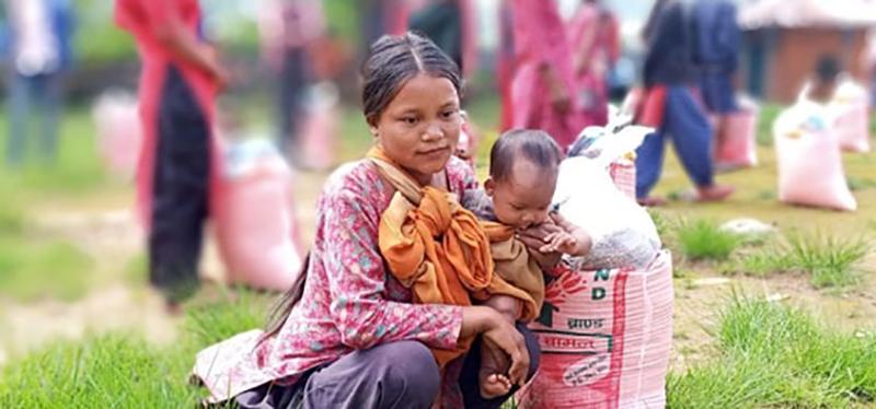 Child Rescue Nepal News Story Kusum