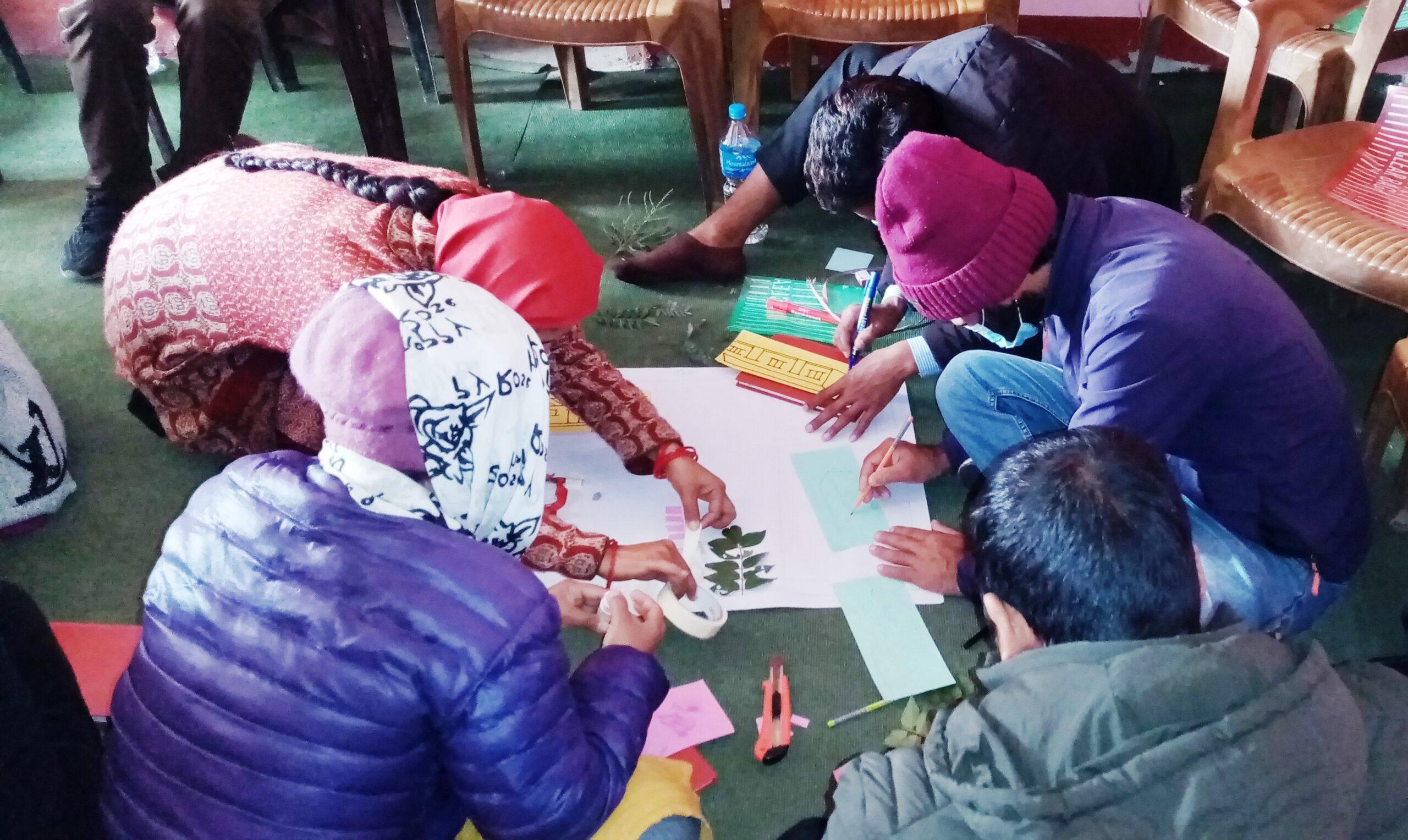 Child Rescue Nepal Teacher Training